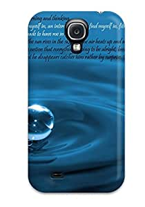 Itky Kreindler Price's Shop Hot 7825922K43996040 Perfect Tpu Case For Galaxy S4/ Anti-scratch Protector Case (atheist)