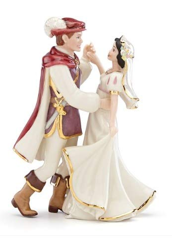 Lenox Snow Lights - Lenox Snow White and Prince Charming Dancing Figurine