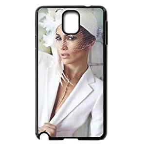 Samsung Galaxy Note 3 Case Jennifer Lopez Philip Treacy, Luxury Case for Samsung Galaxy Note3 - [Black] Yearinspace