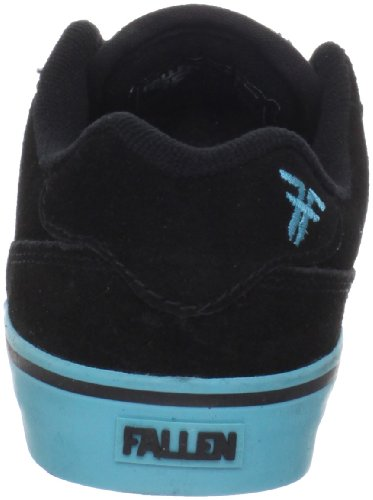 SLASH de unisex de Negro Black Fallen Schwarz skate ante 23818034 Cyan Youth Zapatillas BYBfHx