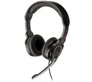 TRUST GXT10 Gaming Headset - Casco con auriculares (semiabierto)  + Hub USB 4 puertos