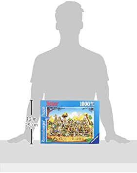 NEUF RAVENSBURGER ASTERIX Portrait de famille photo 1000 Pieces Jigsaw Puzzle 15434