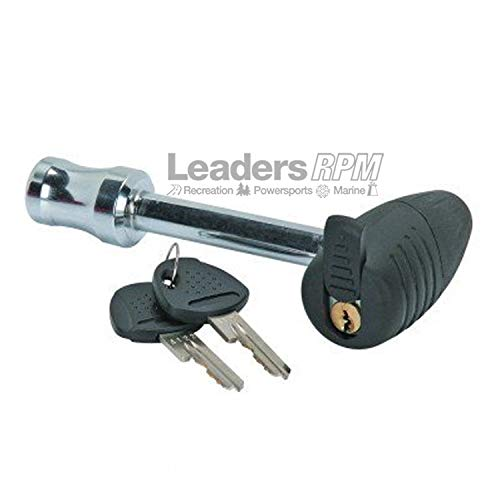 - Haul Master 995481 5/8 in. Rotating Locking Hitch Pin with 2 Keys