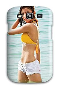 Kevin Charlie Albright's Shop S3 Scratch-proof Protection Case Cover For Galaxy/ Hot Anushka Sharma In Bikini Phone Case 2737533K65818651