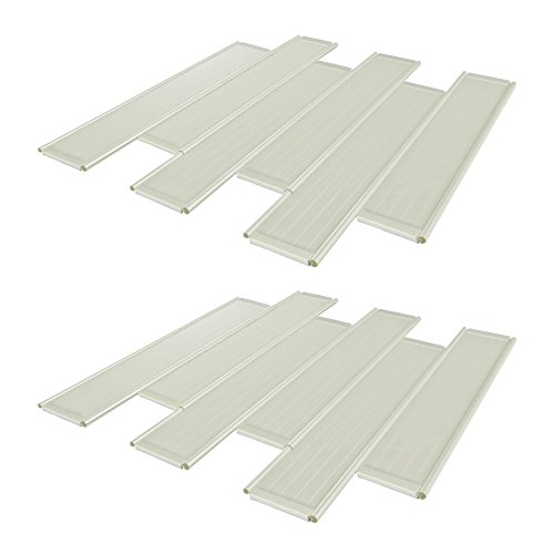 Furniture Fix Set of 12, Customizable and Interlocking Panels to Support and Lift Sagging Furniture and Upholstery