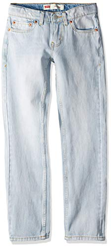 Levi's Boys' Big 511 Slim Fit Performance Jeans, Abbot Kinney, 16 ()
