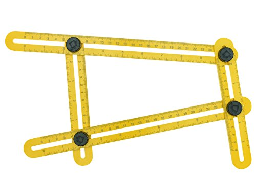 (General Tools 836 ANGLE-IZER Template Tool)