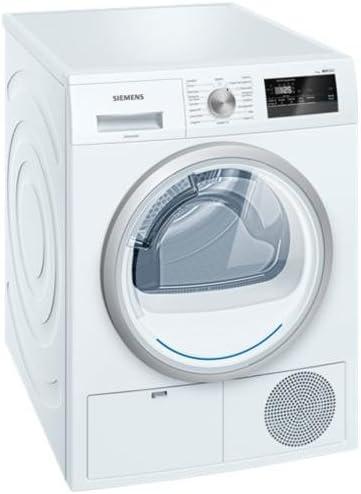Siemens iQ300 WT45H208IT Independiente Carga frontal 8kg A++ ...