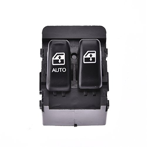 TOHUU 10387305 Front Left Driver Side Power Window Switch for 2000-2005 Chevy Venture 2000-2004 Oldsmobile Silhouette 1999-2005 Pontiac Montana