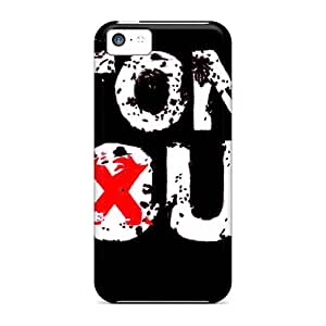 AnnaDubois Iphone 5c Protector Cell-phone Hard Covers Provide Private Custom Attractive Avenged Sevenfold Image [PzY15903bGdu]