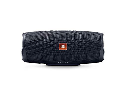 JBL Charge 4 draagbare Bluetooth-luidspreker en powerbank met oplaadbare batterij voor meer apparaten, waterdicht, zwart