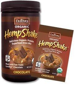 Nutiva Hemp Shake Og2 Chocolate 16 Fz