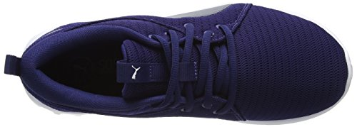 Bleu 2 Blue quiet Depths Carson de Shade Chaussures Puma Homme white Cross 51SxwWYq