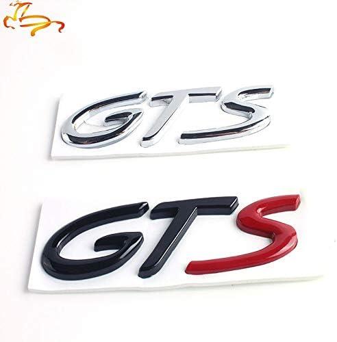 Graven 1 X 3d Metall Gts Emblem Badge Auto Aufkleber Für Porsche Cayenne Cayman Macan 911 718 Auto Zubehör Auto Styling Farbe Name Wie Abgebildet Baumarkt