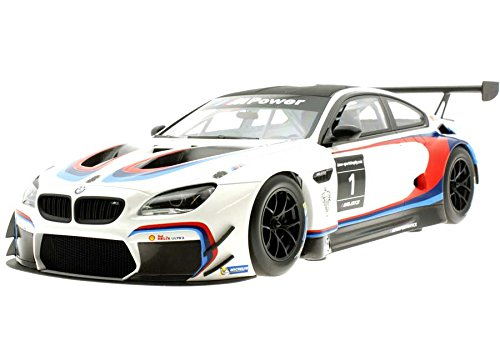 BMW M6 GTS 1:18 Scale Die-cast Collector Car
