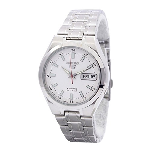 SEIKO 5 automatic watch made in Japan SNKG21J1 by Seiko Watches