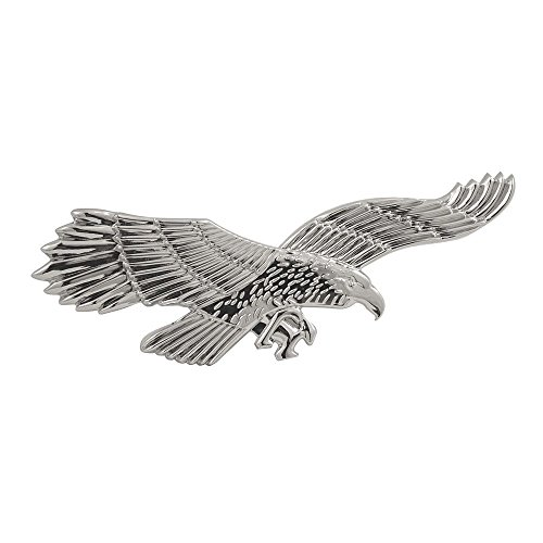 Used, Pilot Automotive Eagle Stick-On Emblem (IP3012) for sale  Delivered anywhere in USA