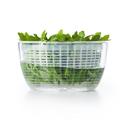 OXO Good Grips Little Salad & Herb Spinner by OXO (Image #11)