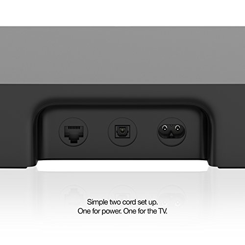 Sonos PLAYBASE Wireless Soundbar for Home Theater and Streaming Music (Black) - 6