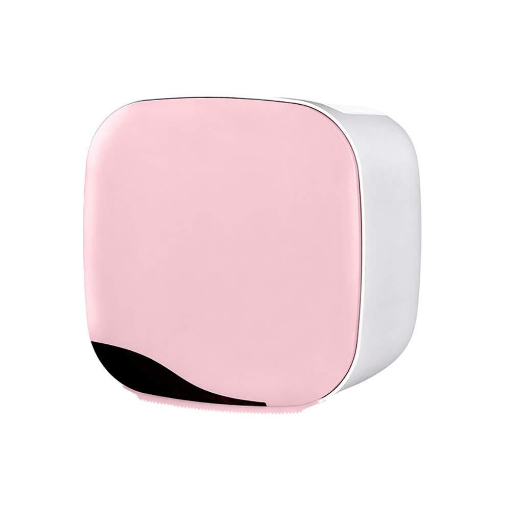 Tissue Box MAHONGQING Sanitary Carton Toilet Toilet Toilet Toilet Toilet Toilet Toilet Creative Waterproof Paper Roll Tube (Color : A)
