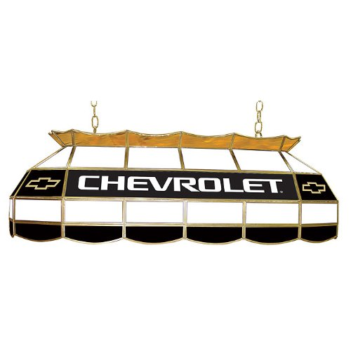 Chevrolet Tiffany Gameroom Lamp, 40'' by Trademark Gameroom