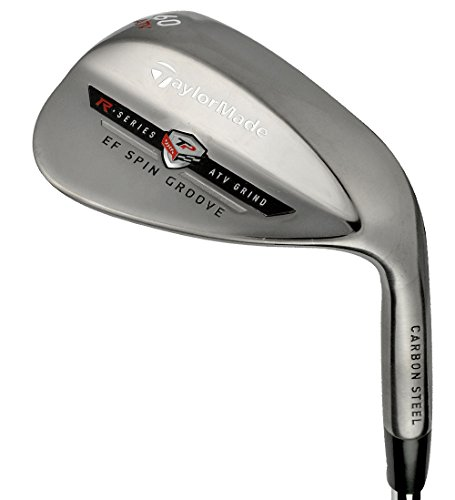 TaylorMade TP EF Wedge, Left Hand, Steel, 35-Inch, 58.ATV-Degree by TaylorMade