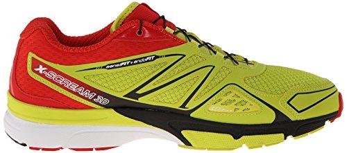 De Para X Green Red Zapatillas gecko Amarillo Running bright scream black 3d Salomon Hombre wdZqRCIwx