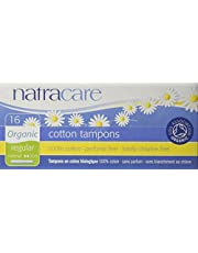 Natracare Tampons Regular with Applicator, 2 Pack