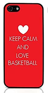 Basketball SportHard Case for Apple iPhone 5/5S