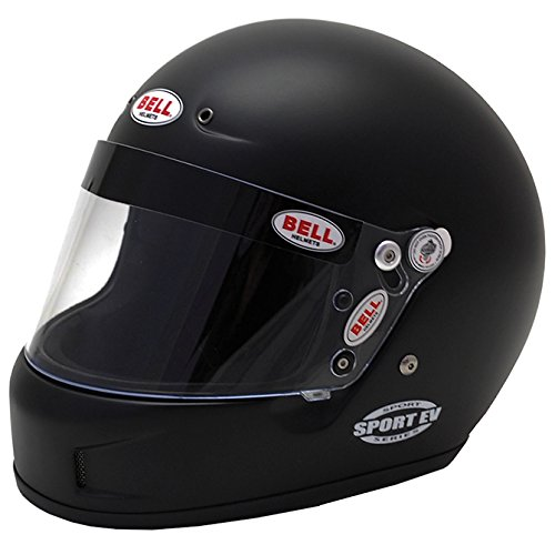 Bell Racing SPORT EV MATTE BLACK M (58-59) SA2015 V.15 BRUS - Bell Racing