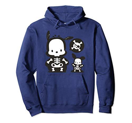 Pochacco Skeleton Halloween Hoodie