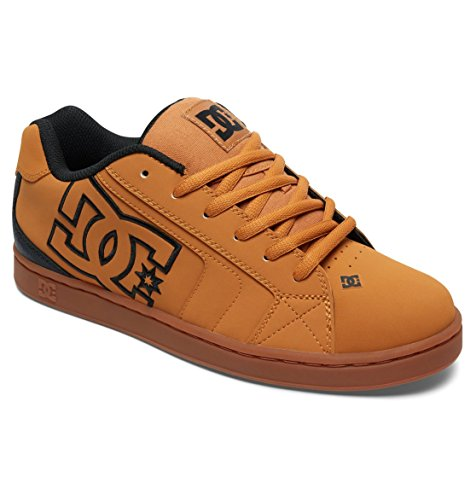 Chocolate Shoes Zapatillas Para black Net Dc dk Wheat Hombre qRd8qn