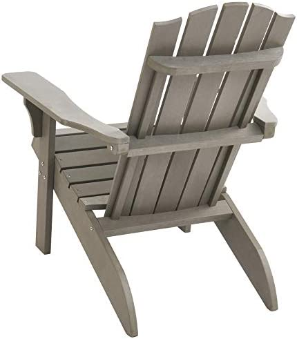 PolyTEAK Element Faux Wood Poly Adirondack Chair