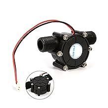 10W Water Turbine Generator Micro Hydroelectric Power Generator DIY LED Power Charging Tool DC 0-80V