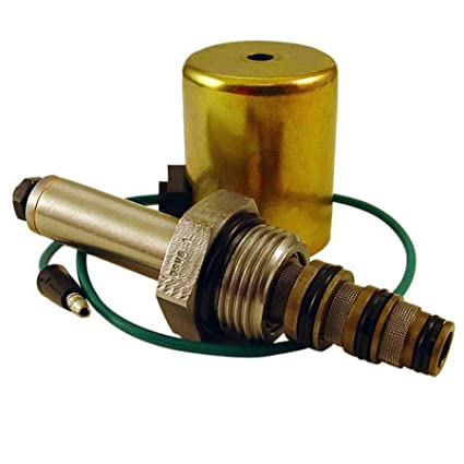 The ROP Shop Replacement Meyer C Solenoid 15358 Valve Assembly Green Wire Professional Parts Warehouse