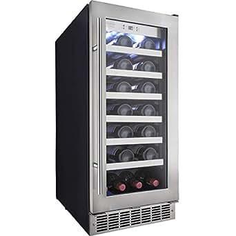Amazon Com Danby Dwc031d1bsspr 34 Bottle Built In Wine