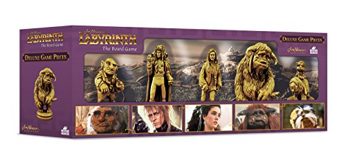 Labyrinth Deluxe Game Pieces by River Horse