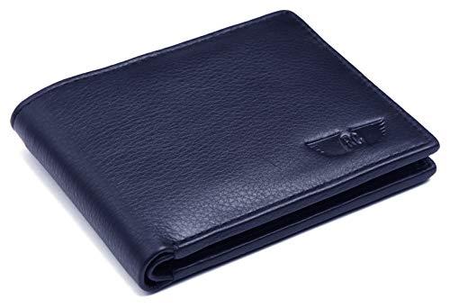 Royster Callus Blue Men's Wallet (RCW1018-4)