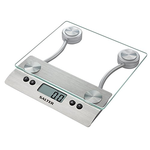 Salter Aquatronic Glass Electronic Kitchen (Glass Kitchen Scale)