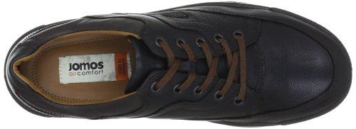 Schwarz Sneaker Jomos 0020 Nero Man Life Schwarz Capucino uomo da U7qnYO6qx