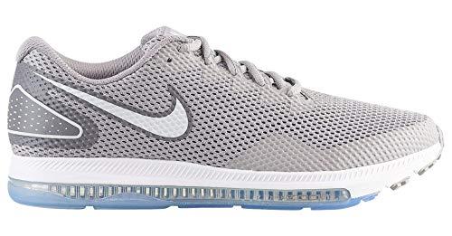 Nike Men's Zoom All Out Low 2 Running Shoe Atmosphere Grey/VAST Grey-Gunsmoke Size 9.5 ()