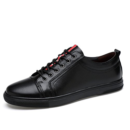 Minitoo Herren EU Schwarz 38 LH1003 Schwarz Größe Sneaker LHEU rvvxqE