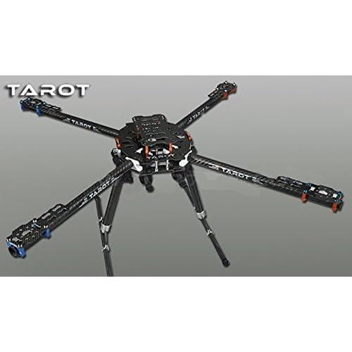 hot sale Tarot 650 Carbon TL65B01 Fiber 4 Axis Aircraft