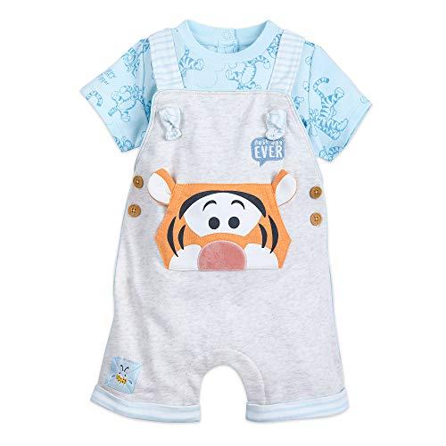 Disney Tigger Dungaree Set for Baby Size 18-24 MO Multi -