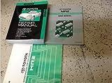 2000 Toyota MR2 MR 2 Service Repair Shop Workshop Manual Set W EWD & Body Bk OEM