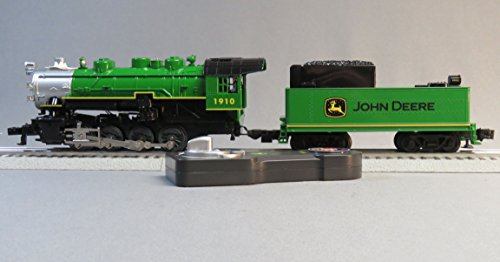 Lionel JOHN DEERE STEAM ENGINE & TENDER LIONCHIEF REMOTE ...