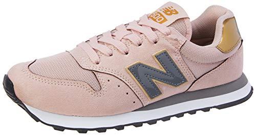 Tênis, New Balance, 500, Rosa HGR, 34, Feminino