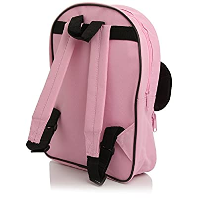Disney Minnie Mouse 'Bow' Novelty Backpack: Clothing