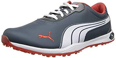 PUMA Men's Biofusion Spikeless Golf Shoe
