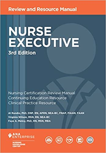 Nurse Executive Review and Resource Manual - Kindle edition by Al ...